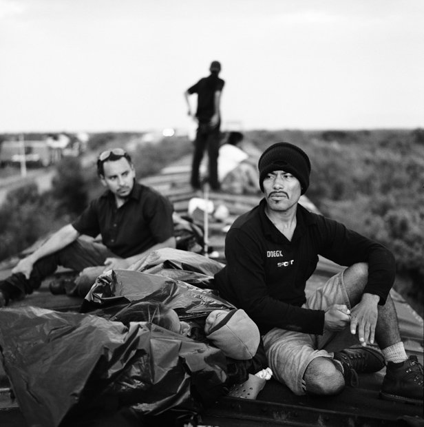 Riding the Rails: A Chat with Documentary Photographer Michelle Frankfurter
