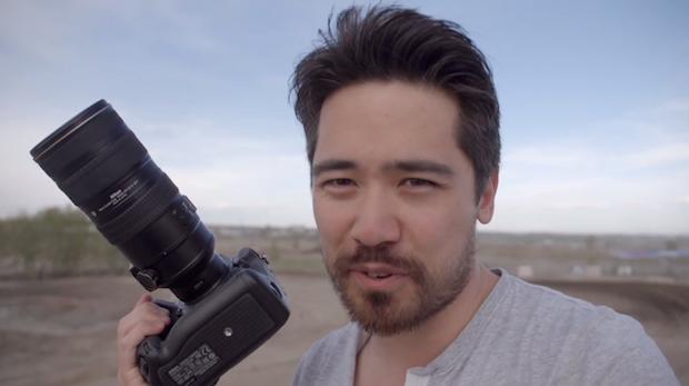 4 Mirrorless Cameras Battle the Nikon D4s in an AutoFocus Shootout