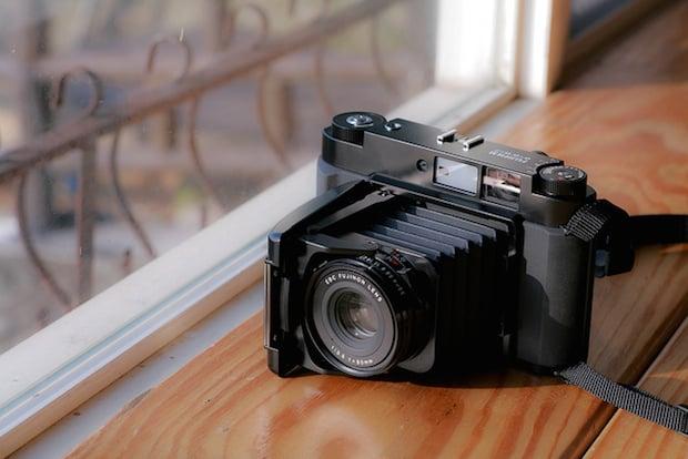 Fuji Rumored to Be Working on a Medium Format Mirrorless Camera