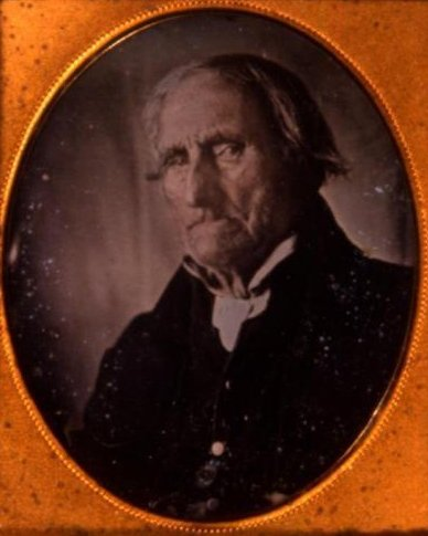 Meet Conrad Heyer, Born 1749: The Earliest Born Person Ever to Be Photographed -- DL Cade -- May 20, 2014