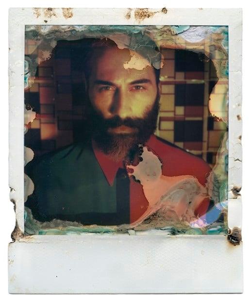 Photographer Oliver Blohm Processes His Polaroid Portraits Using a Microwave