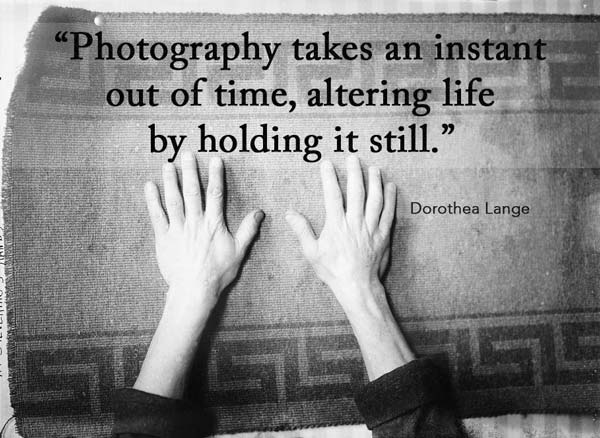 60 Inspirational Quotes For Photographers Unique Famous Phrases About Life