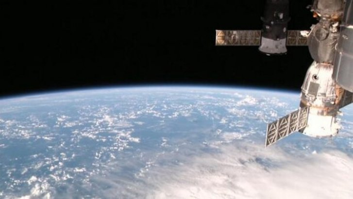 International Space Station Cameras Now Offering a Gorgeous Live View of Earth