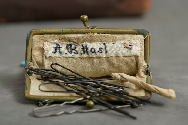 ©2012 Jon Crispin ALL RIGHTS RESERVED Willard Suitcases  /  Anna B. H.