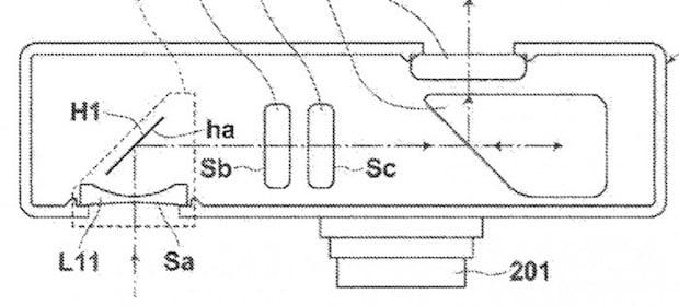 Fuji's patent renderings