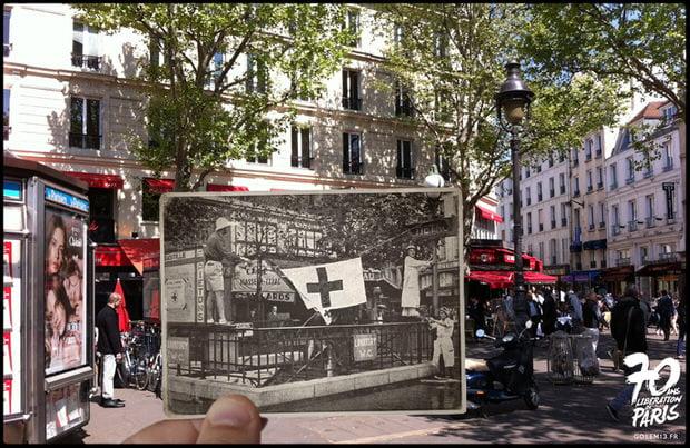 Golem13-Paris-Liberation-1944-Bastille-Metro
