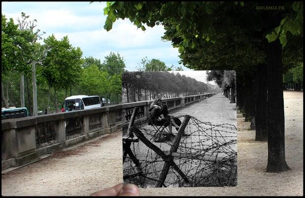 Golem13-Paris-Liberation-1944-Tuileries
