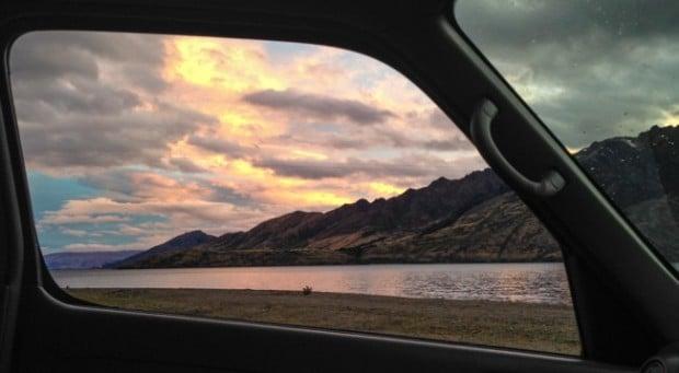 Vanscapes: The Gorgeous Landscapes of New Zealand Shot Through a Van Window