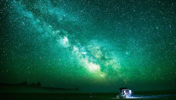 Bewitching Milky Way Timelapse Will Make You Want to Visit… Kazakhstan?