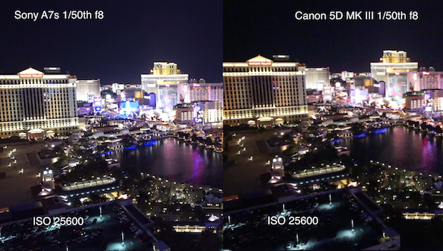 Screen Shot 2014-06-13 at 11.08.15 AM & Sonyu0027s A7s Takes on Canonu0027s 5D Mark III in Side-by-Side Low-Light Test