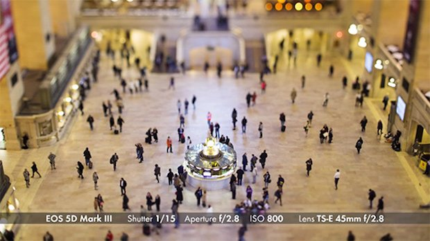 Tutorial: A Basic Explanation of What a Tilt-Shift Lens Is and How it Works