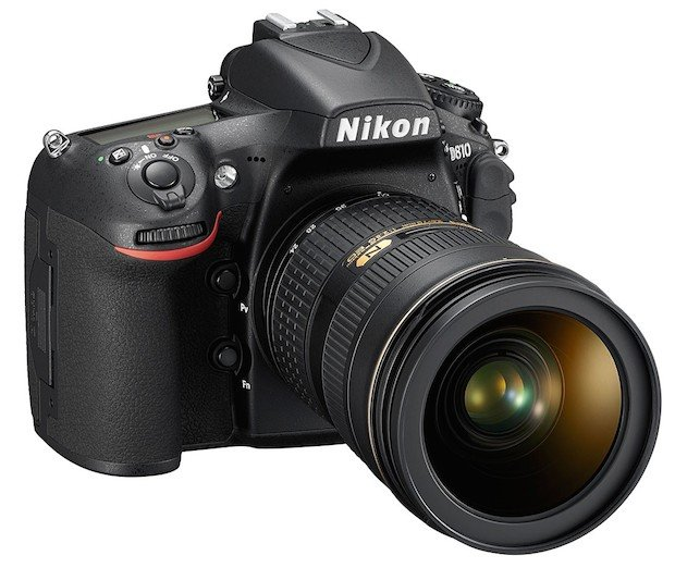 Nikon Officially Unveils the D810: Touts the 'Best Image Quality in Nikon History'