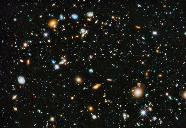 NASA Releases Updated Ultra Deep Field Image, Depicts 10K Galaxies