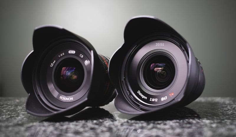Comparison: Rokinon 12mm f/2.0 NCS CS vs. Zeiss Touit 12mm f/2.8