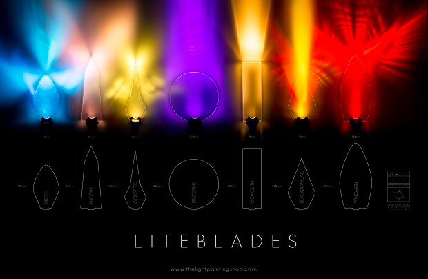 LITEBLADES 7 type Wallpaper