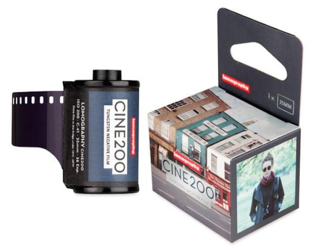 Lomography-Cine200