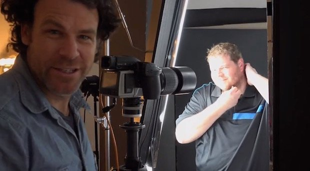 Video: Peter Hurley Shares Tips and Tricks for the Perfect Headshot