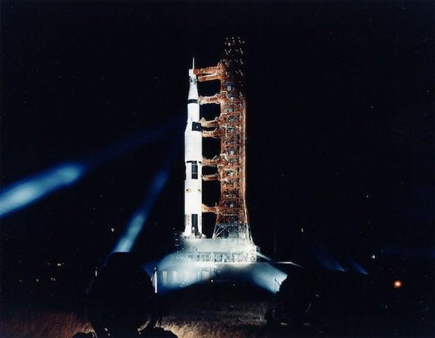 apollo spacecraft plugs out test - photo #28