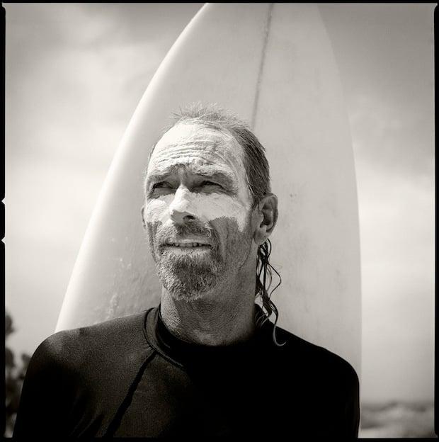 Zinc mask, South Padre Island, 2007.