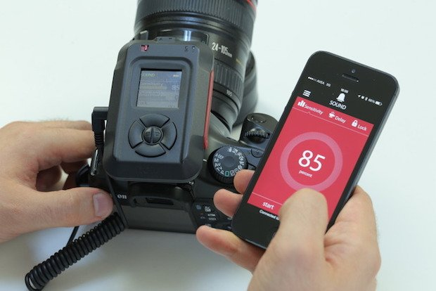 MIOPS: A New High Speed Camera Trigger You Can Control with Your Phone