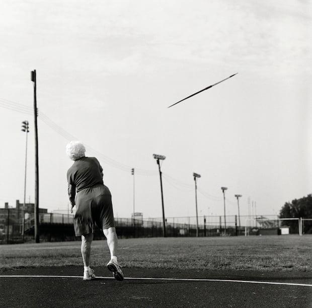 Helen, 87. Javelin.