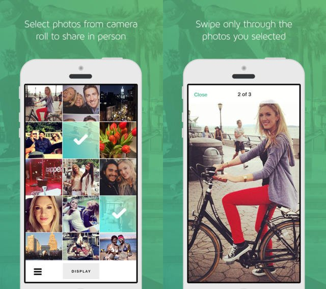 iOS App Solves the Problem of 'Overswiping' When You Hand a Friend your Phone to Look at Photos