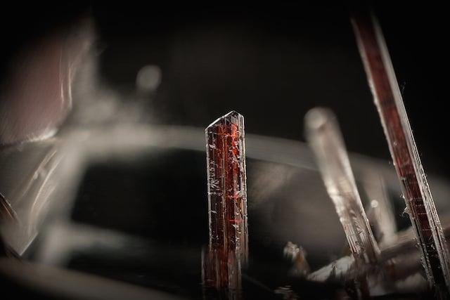 rutile-in-quartz