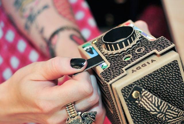 Viddy: The 'World's Cutest' Medium Format and 35mm DIY Pinhole Camera