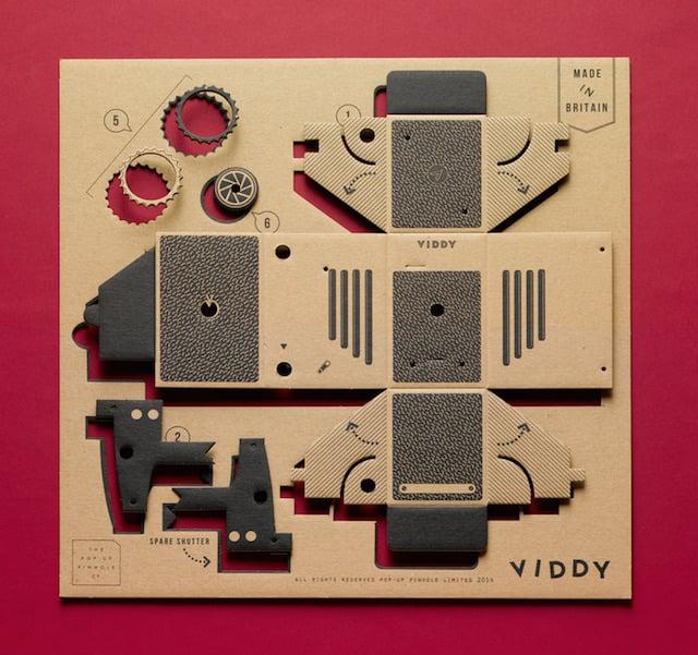 Viddy The World S Cutest Medium Format And 35mm Diy Pinhole Camera