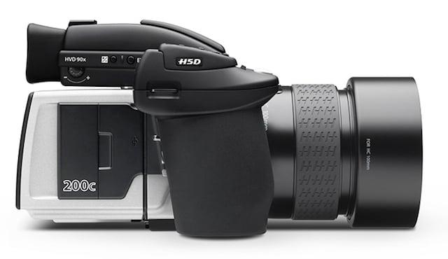 Hasselblad's New H5D-200c Multi-Shot Spits Out Massive 200-Megapixel Files
