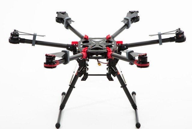 DJI's Newest Pro-Level UAV Puts Its Phantom Lineup to Shame