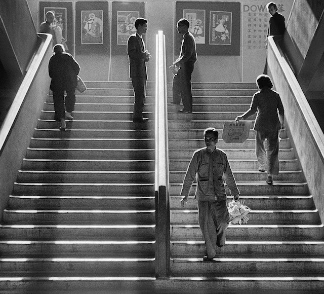 Fanho longtimenosee1963 ahkm photographer ho fan has been shooting black and white street photography since the 1950s