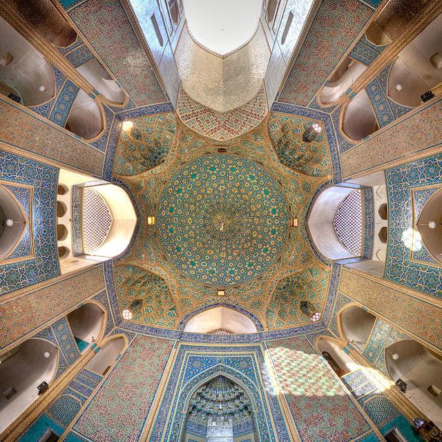 Jameh mosque of yazd - Yazd