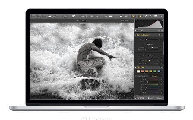 New App and Plugin Tonality Brings Black & White Darkroom Magic to OSX