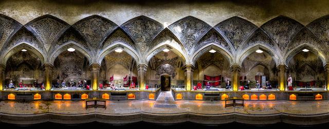Vakil Bathhouse -Shiraz