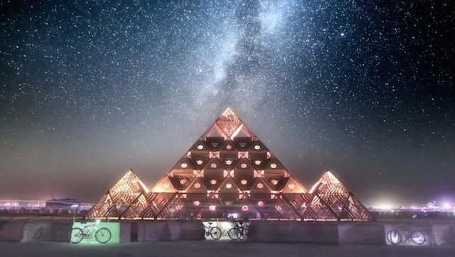 The Burning Man Time-Lapse to End All Burning Man Time-Lapses