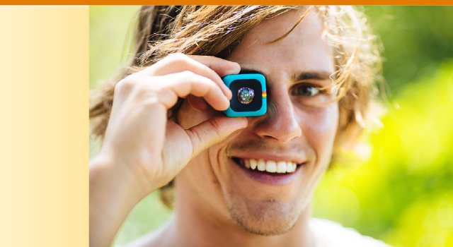 Why Polaroid's Cube Action Cam is Special