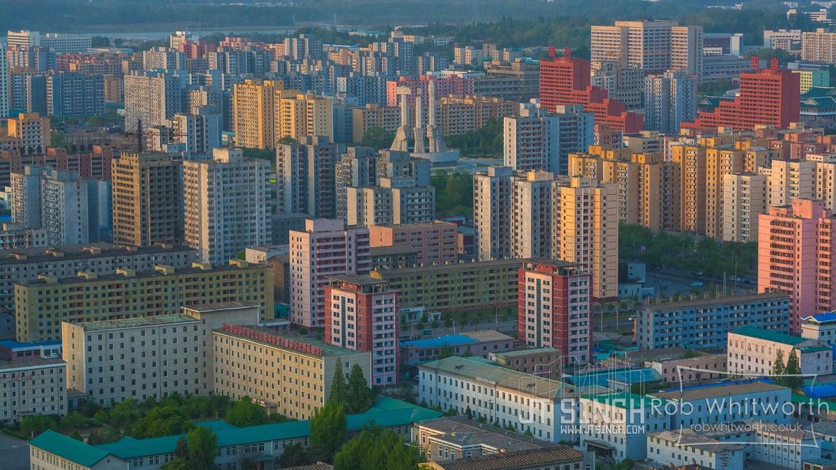 Explore Pyongyang North Korea Like Never Before in Mind-Bending 'Flow-Motion' Hyperlapse