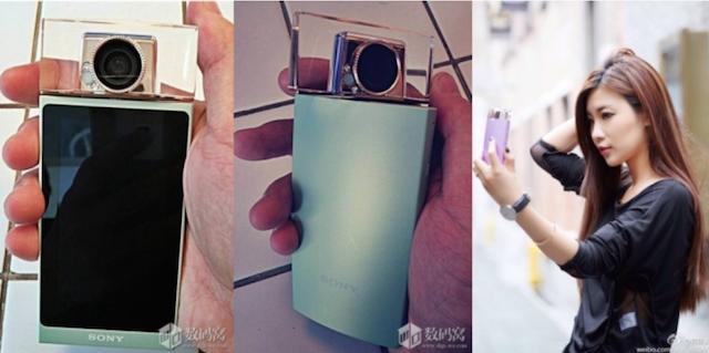 Sony Curved Sensor to Make Its Debut in Strange Perfume Bottle-Themed Selfie Cam