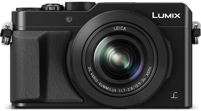 The LX100: Panasonic's Most Sophisticated Compact Yet Boasts an MFT Sensor and 4K Video