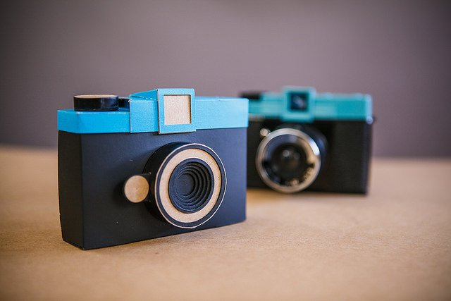 This DIY Pinhole Camera Was Inspired by the Iconic Diana F