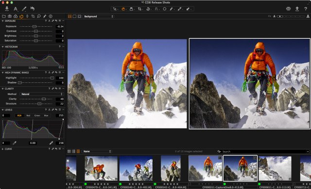 Phase One's Capture One Pro 8 Update Takes Aim at Ex-Aperture Users, Adds Subscription Model