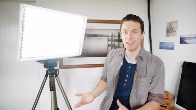 Video: How to Build a Powerful $500 DIY LED Light Panel for $70