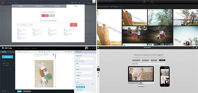 Battle of the Client Galleries: Comparing 11 of The Best Tools for Proofing and Presentation