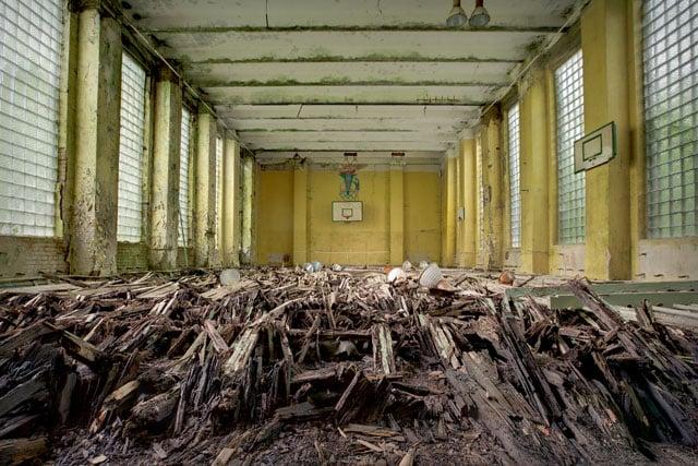 GERMANY - Miltary Barracks