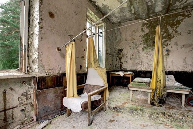 RUSSIA - Tuberculosis Hospital
