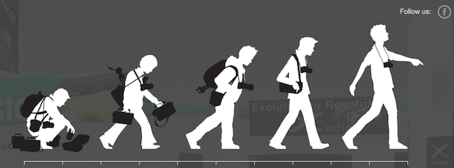 Fuji Trolls Dslr Users With Clever Evolution Of The