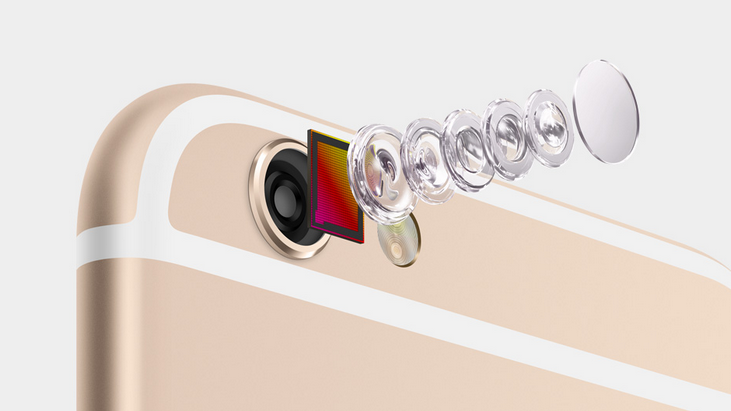 Apple Unveils the iPhone 6 and 6 Plus with On-Sensor Phase Detect AF & Optical Stabilization