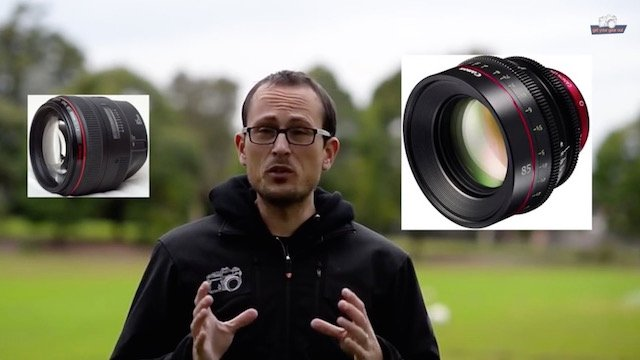 Your Lens' Aperture Might Be Lying to You, Or: The Difference Between F Stops and T Stops