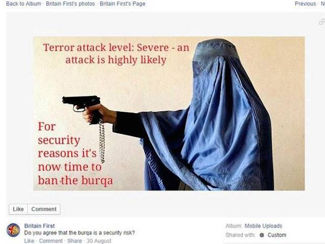 Photographer Appalled by Senator's Misuse of Afghan Policewoman Photo for 'Ban the Burka' Campaign